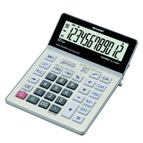 Sharp EL-2128V Office Calculator