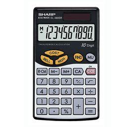Sharp EL-480SB Business Calculator
