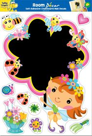 Toby Tower Room Decor Chalkboard Stickers - Fairy