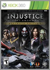 Injustice: Gods Among Us GOTY Ultimate Edition (Xbox 360)