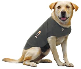 ThunderShirt - For Dogs - Heather Grey (Size: 2 x Extra-Small)