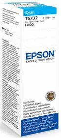 Epson T6732 Ink Bottle - Cyan 70ml