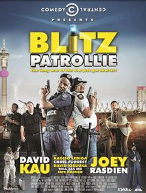 Blitz Patrollie (DVD)