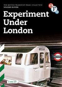 British Transport Films: Collection 11 - Experiment Under London (Import DVD)
