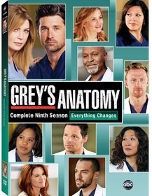 Grey's Anatomy Complete Season 9 (DVD)