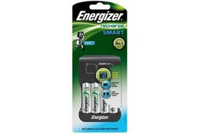 Energizer Rechargeable AA 1400 mAh Battery Bundle