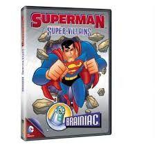 Superman Supervillains: Brainiac (DVD)