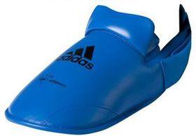 adidas WKF Karate Foot Protector - Blue