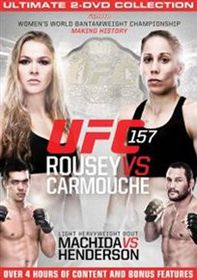 Ultimate Fighting Championship: 157 - Rousey Vs Carmouche (Import DVD)