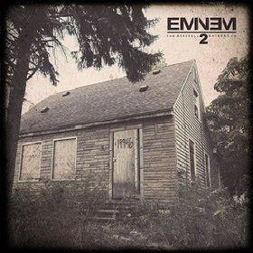 Eminem - Mashall Mathers LP2 (CD)
