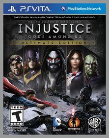 Injustice: Gods Among Us GOTY Ultimate Edition (PS Vita)