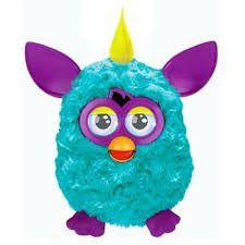 Furby - Cool Colours - Sea Violet