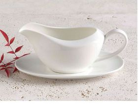Alex Liddy -  Gravy Boat and Saucer