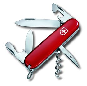 Victorinox - Spartan 91mm Knife - Red