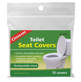 Coghlan's - Toilet Seat Covers