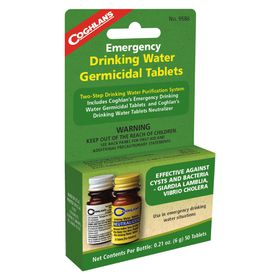 Coghlan's - Drinking Water Treatment