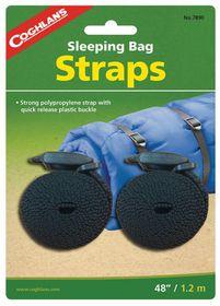 Coghlan's - Sleeping Bag Straps - Multi Coloured