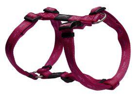 Rogz Alpinist K2 Dog H-Harness Large - 20mm Pink