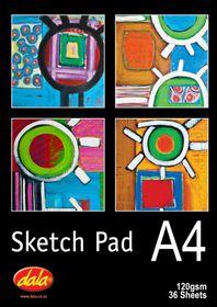 Dala Sketch Pad - A4