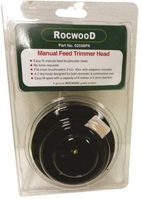 Rocwood - Universal Nylon Head and Arbour Kit