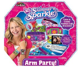 Shimmer 'n Sparkle Arm Party