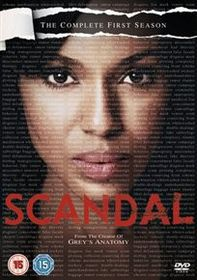 Scandal: The Complete First Season (Import DVD)