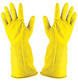 Fragram - Latex House Hold Gloves - Large