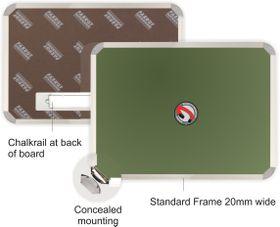 Parrot Chalk Board - Magnetic 1200 x 1000mm
