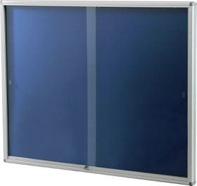 Parrot Display Case - Red
