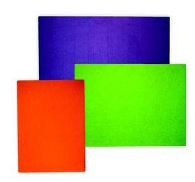 Parrot Pin Board No Frame Felt - Lime Green (450 x 300mm)