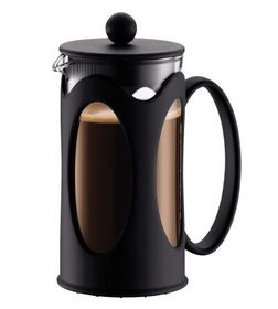 Bodum - Kenya Coffee Maker - 3 Cup - Black