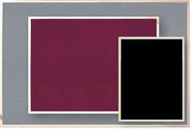 Parrot Info Board Plastic Frame 456mm - Black