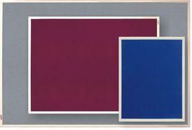Parrot Info Board Plastic Frame 906mm - Burgundy