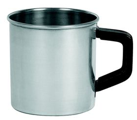 LeisureQuip - Mug With Insulated Handle - Stainless Steel