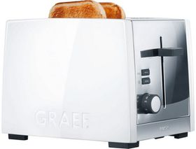 Graef - 2 Slice Toaster - White