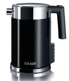 Graef 4 Temperatures Kettle - Black