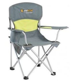 OZtrail - Classic Deluxe Junior Chair - Lime