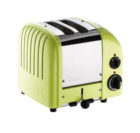 Dualit 2 Slice Classic Toaster - Lime Green
