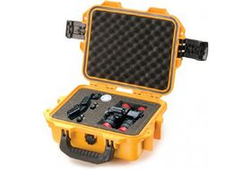Pelican Storm iM2050 Yellow Case with Cubed Foam