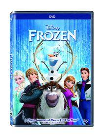 Disney's Frozen (DVD)