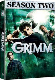 Grimm Season 2 (DVD)