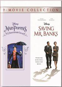 Saving Mr Banks / Mary Poppins Box Set (DVD)