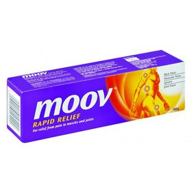 Moov Ointment Rapid Relief Cream - 100g