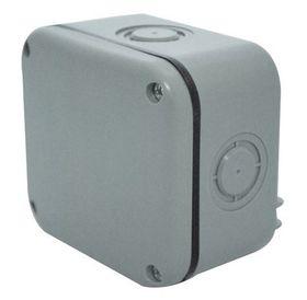 Stingray - IP55 Square Junction Box - Grey