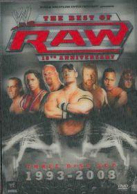Wwe Raw 15th Anniversary - (Region 1 Import DVD)