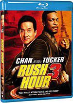 Rush Hour 3 - (Region A Import Blu-ray Disc)