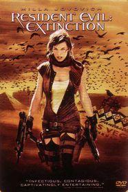 Resident Evil 3: Extinction (DVD)