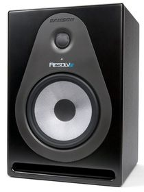 Samson Audio Resolv SE8 Active 8 Inch Reference Monitor - 100 Watt Black