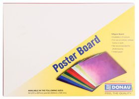 Donau Project Board A4 - Bright Blue (Pack of 100)