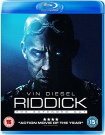 Riddick (Import Blu-ray Disc)